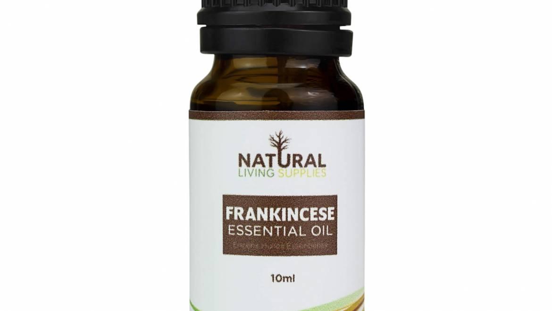 Frankincense and Myrrh Synergy