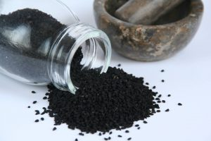 Black seed oil is made from the seeds of the black cumin (Nigella sativa) plant, which belongs to the ranunculus family (Ranunculaceae). The black cumin plant is native to southwestern Asia, the Mediterranean and Africa. It has been grown for centuries for its aromatic and flavorful seeds that can be used as a spice or as an herbal medicine.